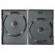 2 диска 9 мм черный глянцевый